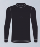 Термобелье детское -куртка  HYRA.   Арт 9428-black
