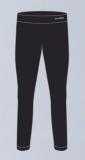 Термобелье детское-брюки HYRA.   Арт 9429-black