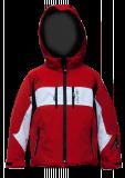 Детская горнолыжная куртка  HYRA.   Арт.HJG1367-61 red