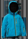 Детская горнолыжная куртка  HYRA   Арт.HJG1377-246 turquoise-black