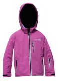 Детская горнолыжная куртка  HYRA   Арт.HJG1377-75 fuxia-light violet