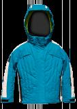 Детская горнолыжная куртка  HYRA.   АртHJG2379-242 – turquoise-white