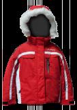 Детская горнолыжная куртка  HYRA.   Арт.HJG2381-61 :  red-white,