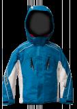 Детская горнолыжная куртка  HYRA.   Арт.HJG4375-122   blue-white