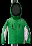 Детская горнолыжная куртка  HYRA.   Арт.HJG4375-24  grass-white