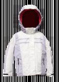 Детская горнолыжная куртка  HYRA.   Арт. HJG4383-77 white-light violet