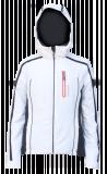 Горнолыжная куртка  HYRA. Арт. HLG0359-134 white-black