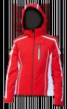 Горнолыжная куртка  HYRA. Арт. HLG0359-61 red-white