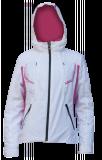 Горнолыжная куртка  HYRA  Арт. HLG1340-191 white-fuxia
