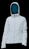 Горнолыжная куртка-пуховка  HYRA  Арт HLG6389-19 white