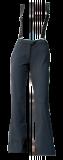 Горнолыжные софтшеловые брюки  HYRA  Арт.HLP5393-01 black