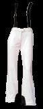 Горнолыжные софтшеловые брюки  HYRA  Арт.HLP5393-19 white