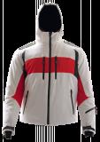 Горнолыжная куртка HYRA. Арт. HMG0351-58 white-red