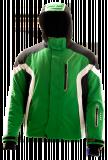 Горнолыжная куртка HYRA. Арт. HMG1323-59 grass-black