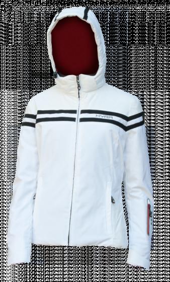 Горнолыжная куртка  HYRA  Арт. HLG3385-134 white-black