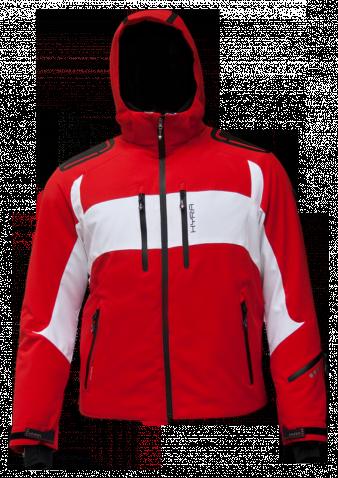 Горнолыжная куртка HYRA. Арт. HMG0351-61 red-white