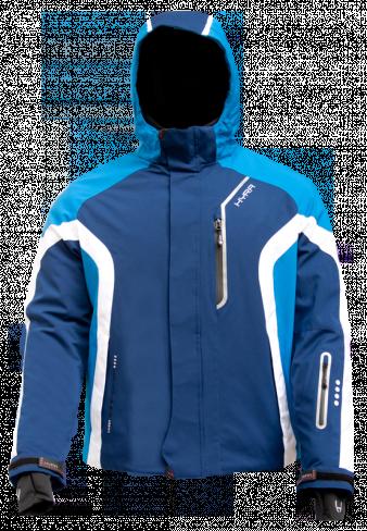 Горнолыжная куртка HYRA. Арт. HMG1323-13 nignt-blue